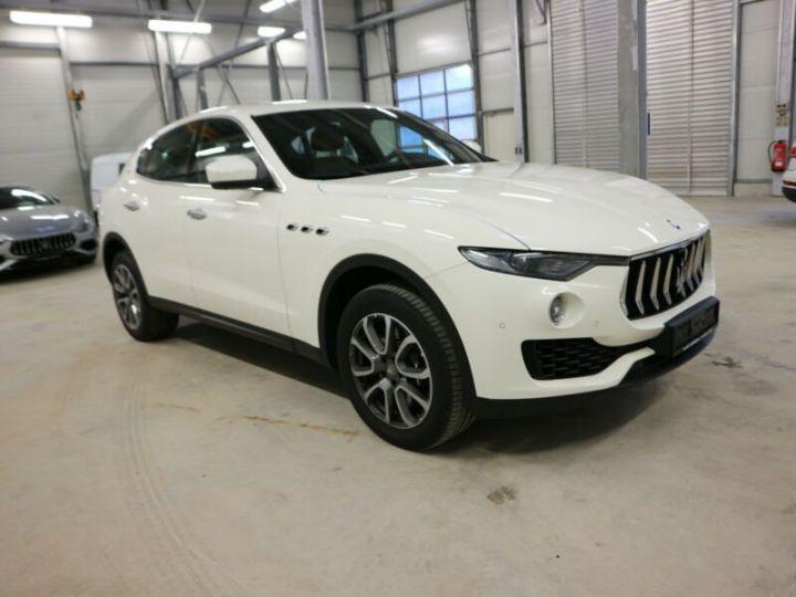 Maserati Levante Maserati Levante 3.0 V6 Bi-Turbo 430 S Q4/1ere Main//Toit Panoramique/Garantie 12 Mois Blanc - 13