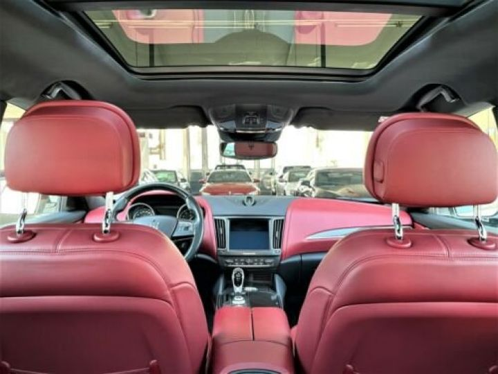 Maserati Levante Maserati Levante Benzin 3.0 V6 350Cv 4x4/ToitPanoramique/ Blanc - 4