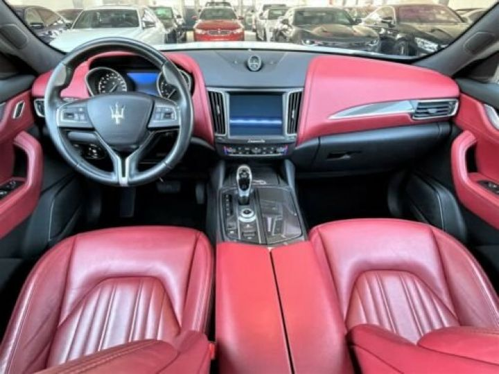 Maserati Levante Maserati Levante Benzin 3.0 V6 350Cv 4x4/ToitPanoramique/ Blanc - 5