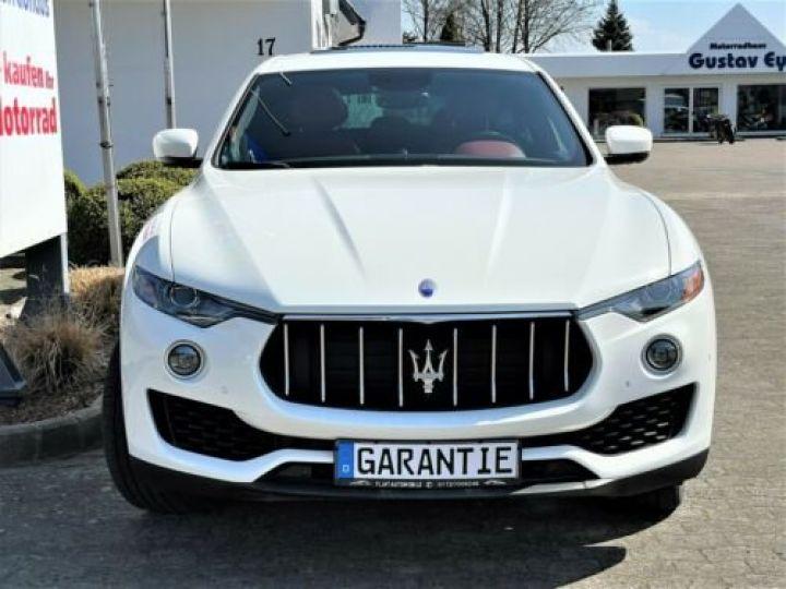 Maserati Levante Maserati Levante Benzin 3.0 V6 350Cv 4x4/ToitPanoramique/ Blanc - 8