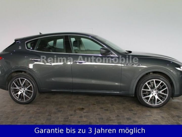 Maserati Levante Maserati Levante Diesel 3.0 V6 275 CV GRANSPORT 4x4 Garantie 12 Mois Gris  - 8