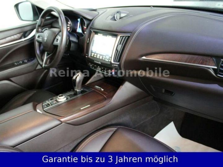 Maserati Levante Maserati Levante Diesel 3.0 V6 275 CV GRANSPORT 4x4 Garantie 12 Mois Gris  - 10