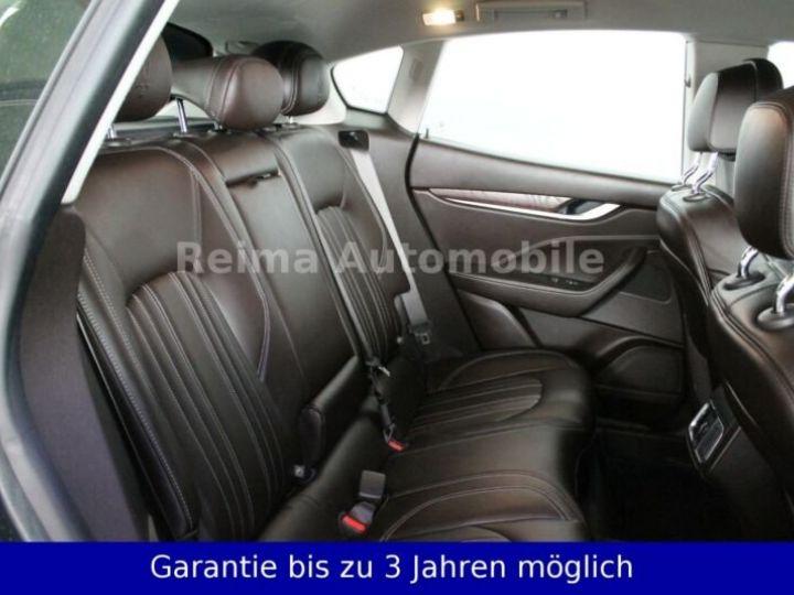 Maserati Levante Maserati Levante Diesel 3.0 V6 275 CV GRANSPORT 4x4 Garantie 12 Mois Gris  - 11