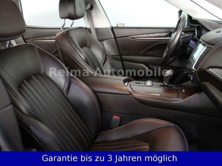 Maserati Levante Maserati Levante Diesel 3.0 V6 275 CV GRANSPORT 4x4 Garantie 12 Mois Gris  - 12