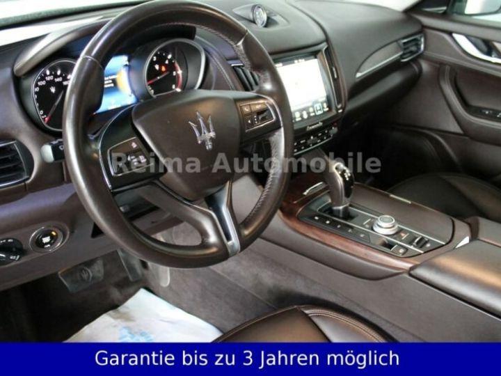 Maserati Levante Maserati Levante Diesel 3.0 V6 275 CV GRANSPORT 4x4 Garantie 12 Mois Gris  - 13