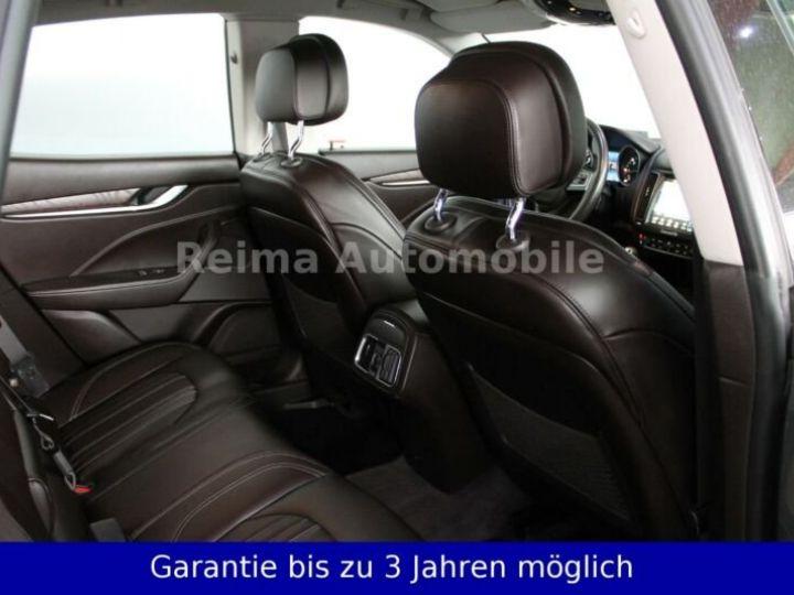 Maserati Levante Maserati Levante Diesel 3.0 V6 275 CV GRANSPORT 4x4 Garantie 12 Mois Gris  - 14