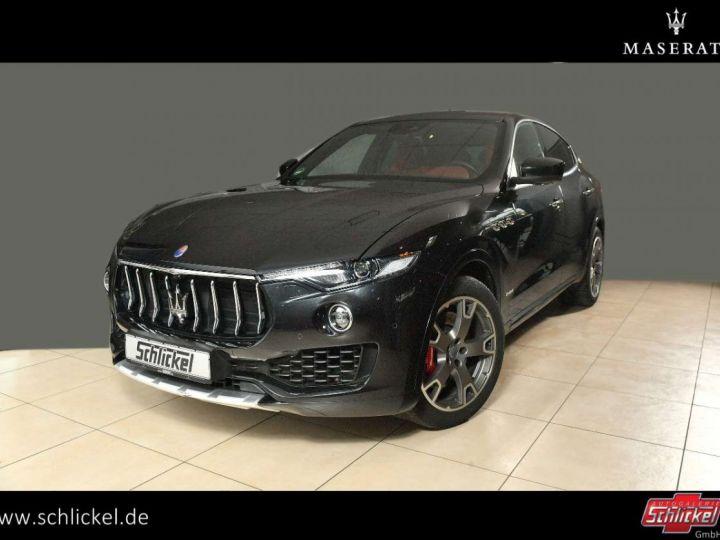 Maserati Levante Maserati Levante S Q4 GranSport /FINANCEMENT COFIDIS/GARANTIE 12 MOIS Noir - 1