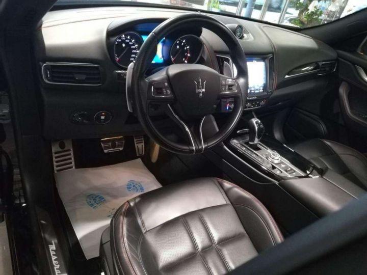 Maserati Levante Maserati Levante S V6 430 CV/GARANTIE 12 MOIS  Noir - 2