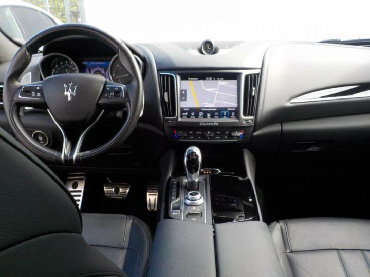 Maserati Levante Maserati Levante Sport, 21 pouces, Toit PanoramIque, Garantie 12 Mois  Noir - 9