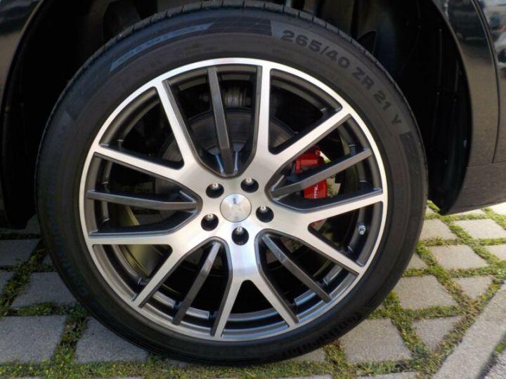 Maserati Levante Maserati Levante Sport, 21 pouces, Toit PanoramIque, Garantie 12 Mois  Noir - 10