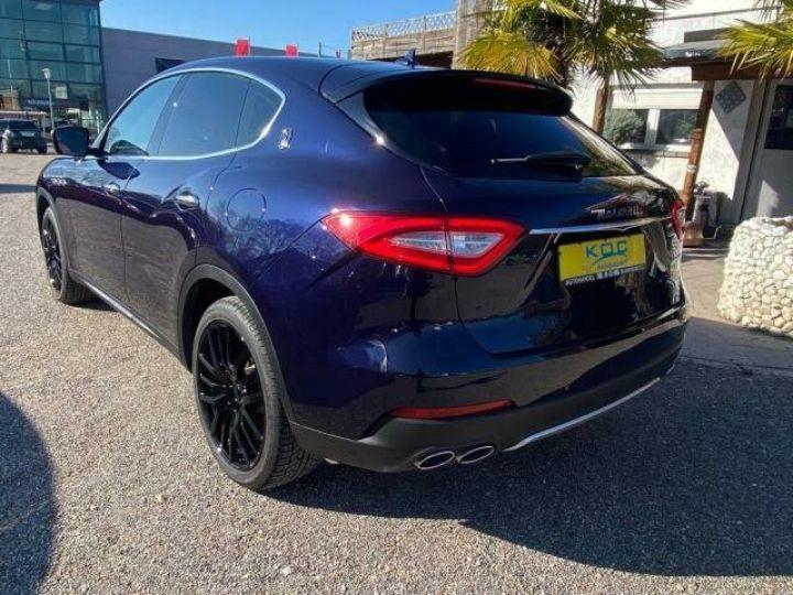 Maserati Levante  MASERATI LEVANTE V6 Diesel 275 cv Garantie 12 Mois  Bleu - 3