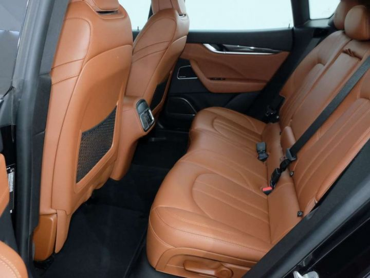 Maserati Levante Maserati Levante V6 Diesel 275 CV GARANTIE 12 MOIS/FINANCEMENT COFIDIS Noir - 4