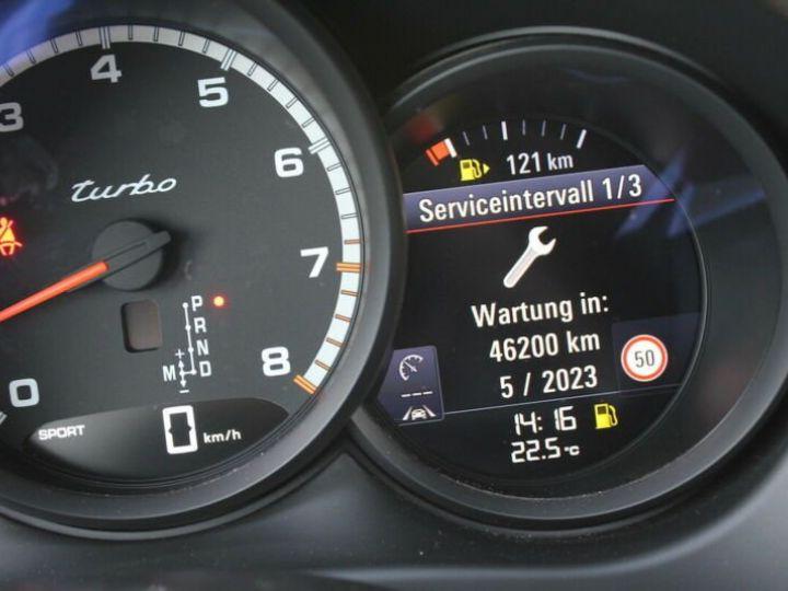 Maserati Levante Maserati Levante V6 Diesel 275 CV GARANTIE 12 MOIS/FINANCEMENT COFIDIS Noir - 11