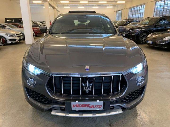Maserati Levante Maserati Levante V6 Diesel 275 CV/ Toit ouvrant/Garantie 12 Mois Gris  - 3