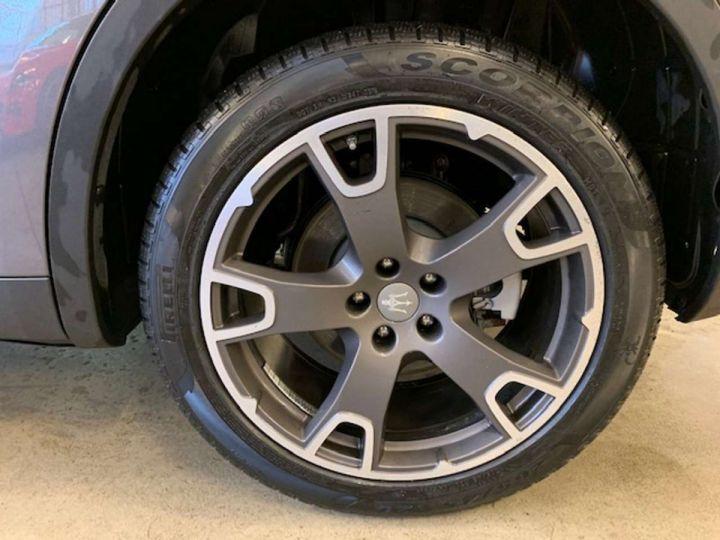 Maserati Levante Maserati Levante V6 Diesel 275 CV/ Toit ouvrant/Garantie 12 Mois Gris  - 4
