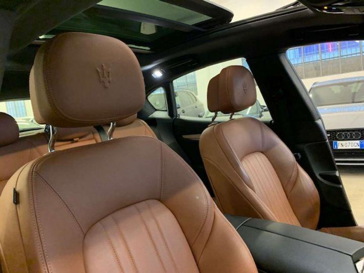 Maserati Levante Maserati Levante V6 Diesel 275 CV/ Toit ouvrant/Garantie 12 Mois Gris  - 9