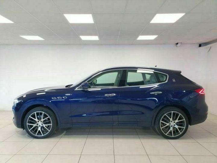 Maserati Levante Maserati MASERATI Levante 275CV Gransport Toit ouvrant Garantie 12 Mois   Bleu - 6