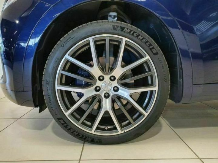 Maserati Levante Maserati MASERATI Levante 275CV Gransport Toit ouvrant Garantie 12 Mois   Bleu - 9