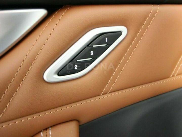 Maserati Levante Maserati Maserati Levante 3.8 v8 trofeo 580cv * MALUS INCLUS *  bleu - 8