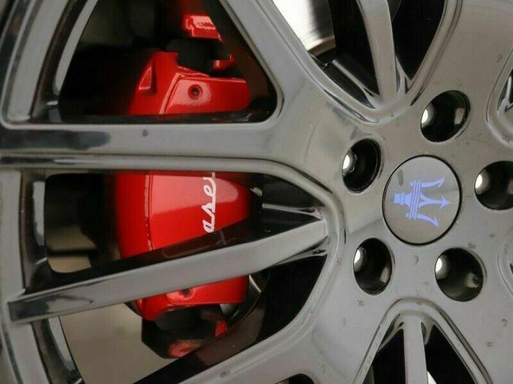 Maserati Levante Maserati Maserati Levante V6 Diesel 275 CV AWD GranLusso/ Malus inclus/Toit ouvrant/ Pack chrono Garantie 12 Mois Blanc - 8