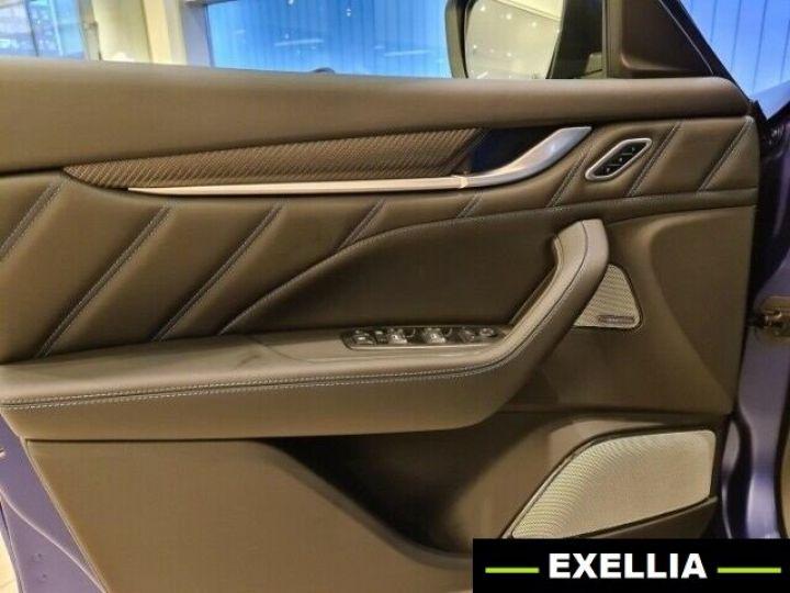 Maserati Levante Q4 TROFEO LAUNCH EDITION  BLEU PEINTURE MATT Occasion - 10