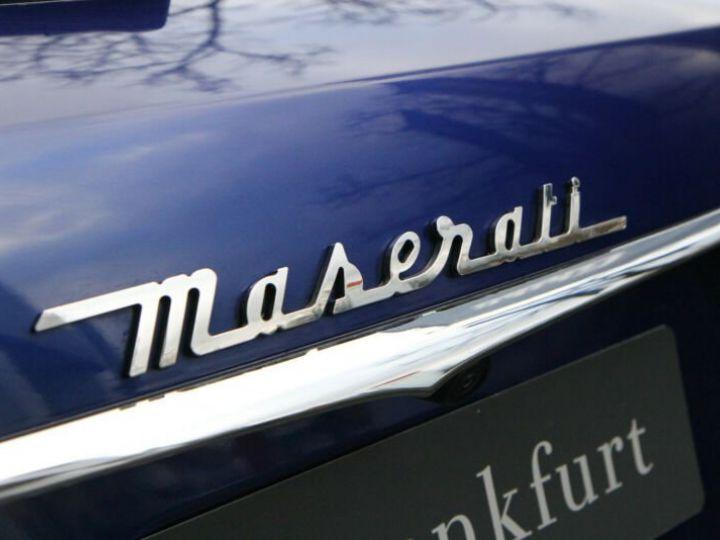 Maserati Levante SPORT DIESEL 275 BVA  BLEU  Occasion - 1