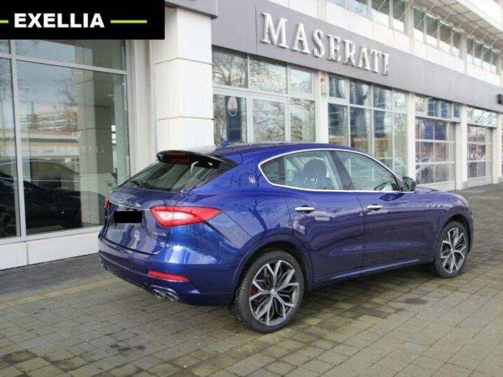 Maserati Levante SPORT DIESEL 275 BVA  BLEU  Occasion - 4