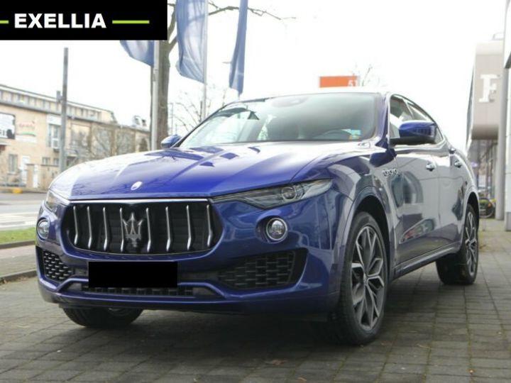 Maserati Levante SPORT DIESEL 275 BVA  BLEU  Occasion - 6