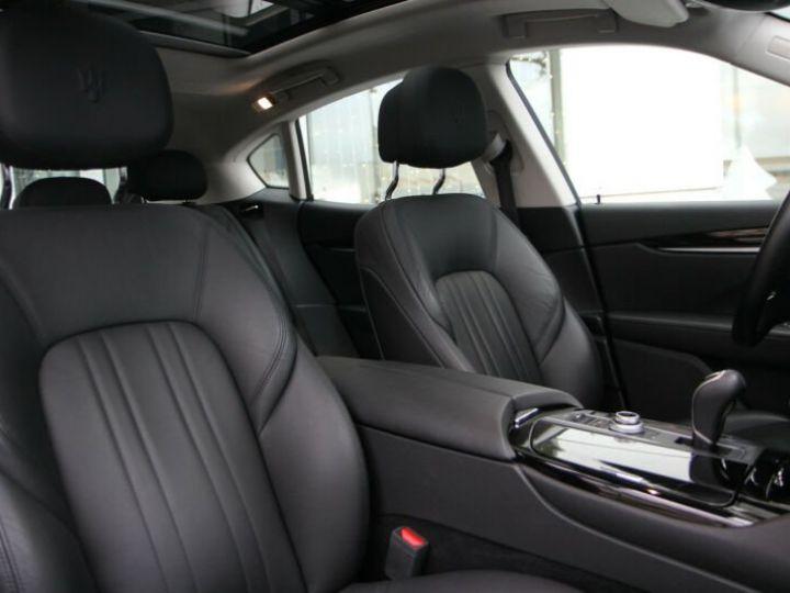 Maserati Levante SPORT DIESEL 275 BVA  BLEU  Occasion - 9