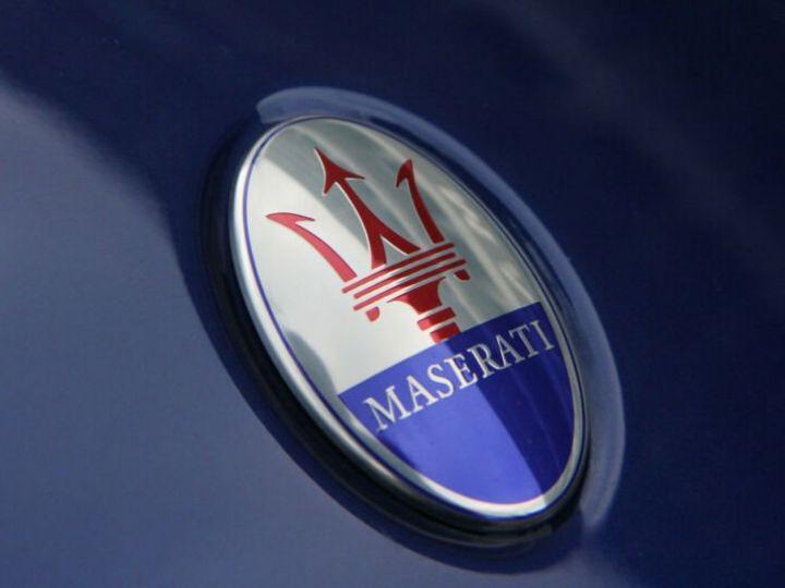 Maserati Levante SPORT DIESEL 275 BVA  BLEU  Occasion - 18