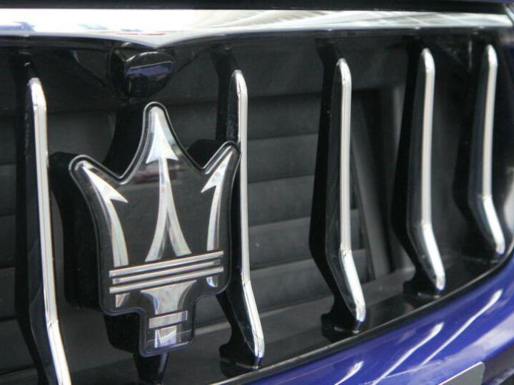 Maserati Levante SPORT DIESEL 275 BVA  BLEU  Occasion - 19