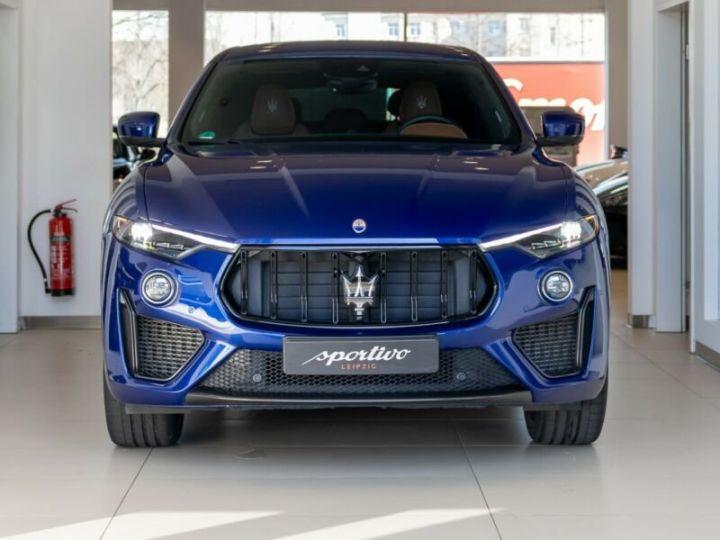 Maserati Levante TROFEO Q4 MALUS INCLUS bleu  - 1