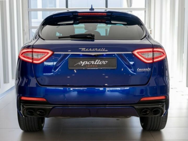 Maserati Levante TROFEO Q4 MALUS INCLUS bleu  - 7