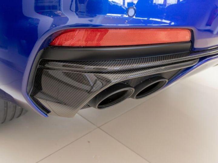 Maserati Levante TROFEO Q4 MALUS INCLUS bleu  - 9
