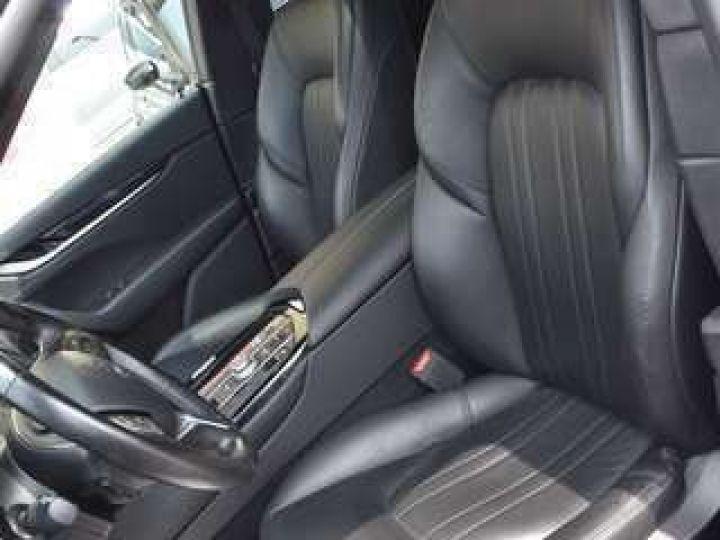 Maserati Levante  V6 Diesel 275 CV AWD FULL OPTION / GPS / TOIT OUVRANT / GARANTIE 12 MOIS Noir métallisée  - 7