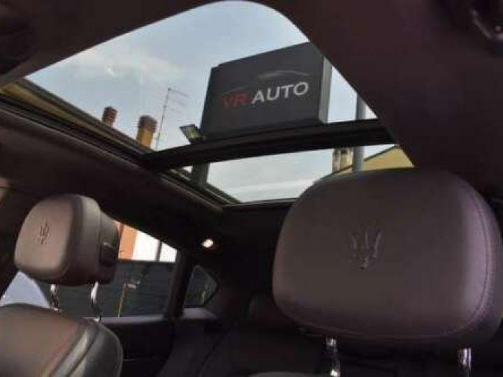 Maserati Levante  V6 Diesel 275 CV AWD FULL OPTION / GPS / TOIT OUVRANT / GARANTIE 12 MOIS Noir métallisée  - 8