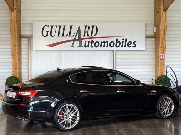 Maserati Quattroporte 3.0 V6 BI-TURBO S Q4 410ch BVA8 NOIR - 9