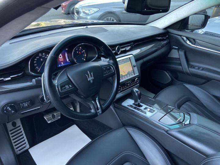 Maserati Quattroporte 3.0 V6 BI-TURBO S Q4 410ch BVA8 NOIR - 11