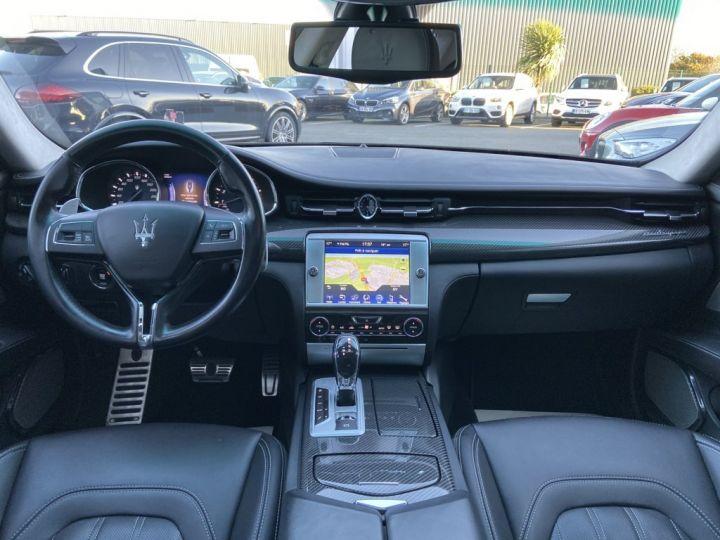 Maserati Quattroporte 3.0 V6 BI-TURBO S Q4 410ch BVA8 NOIR - 12