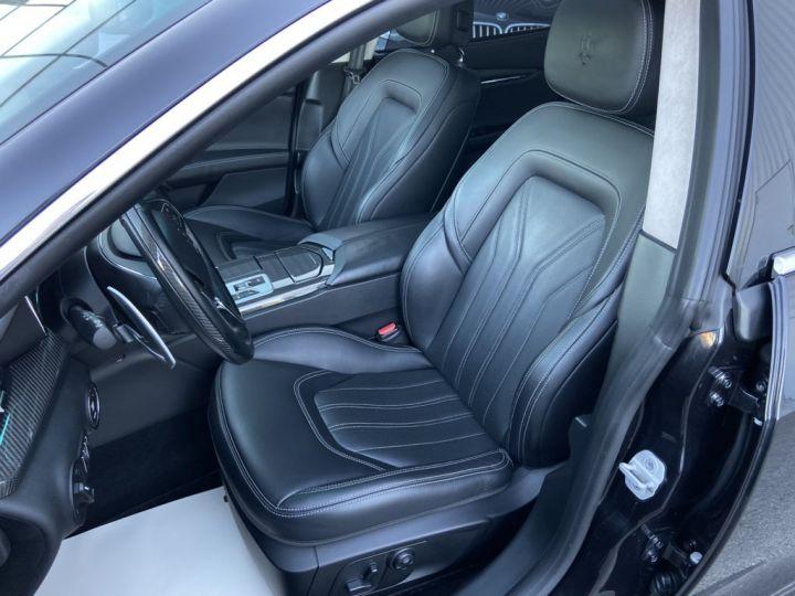 Maserati Quattroporte 3.0 V6 BI-TURBO S Q4 410ch BVA8 NOIR - 15
