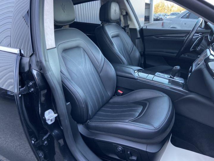Maserati Quattroporte 3.0 V6 BI-TURBO S Q4 410ch BVA8 NOIR - 16