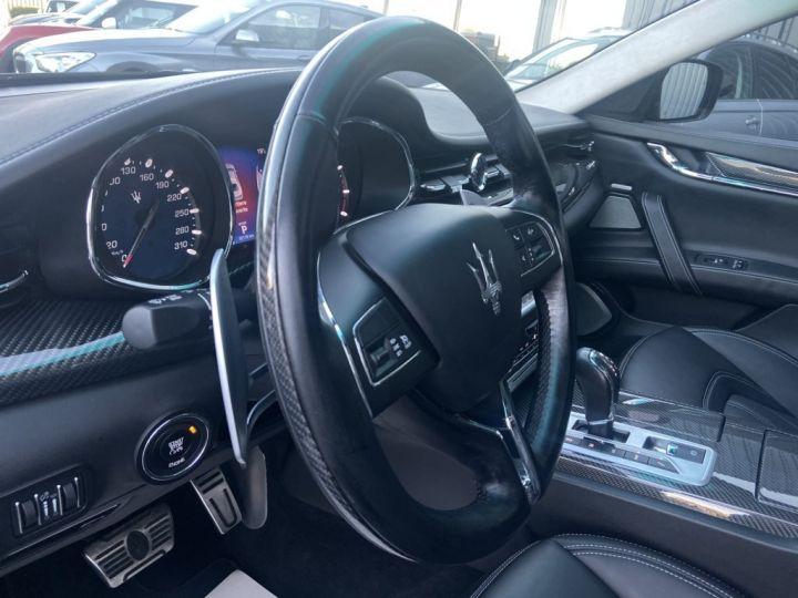 Maserati Quattroporte 3.0 V6 BI-TURBO S Q4 410ch BVA8 NOIR - 22