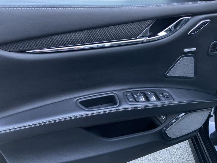 Maserati Quattroporte 3.0 V6 BI-TURBO S Q4 410ch BVA8 NOIR - 24