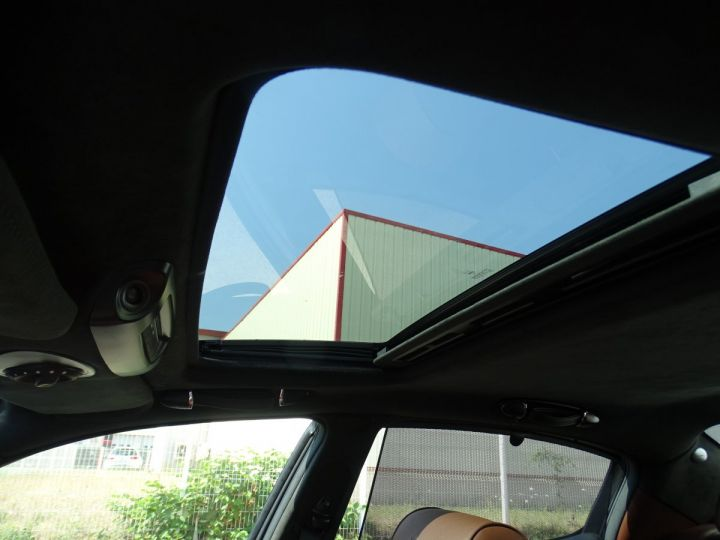 Maserati Quattroporte 4.2L 400Ch Phase 2 BVA ZF/ Full options Echappement Sport  Toe Palettes au volant .... gris anthracite métallisé - 11