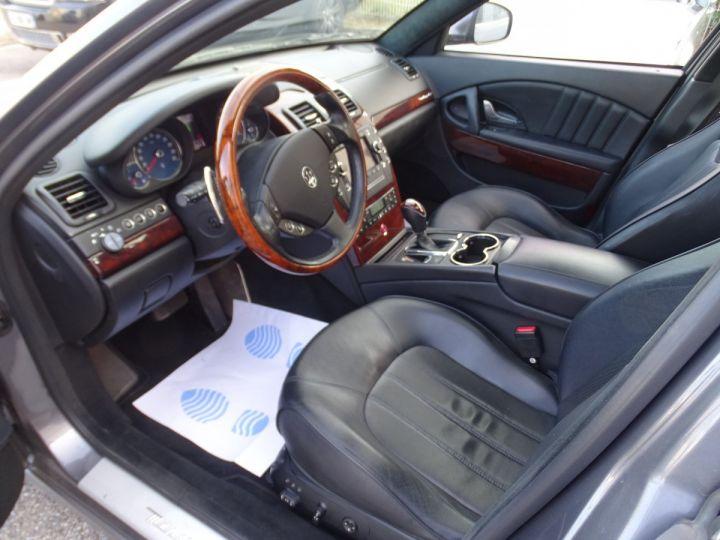 Maserati Quattroporte 4.7L 430PS BVA ZF / FULL Options gris anthracite métallisé - 9
