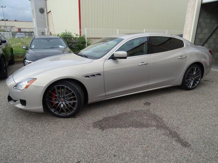 Maserati Quattroporte GTS V8 3.8L 530PS / FULL OPTIONS argent met - 3