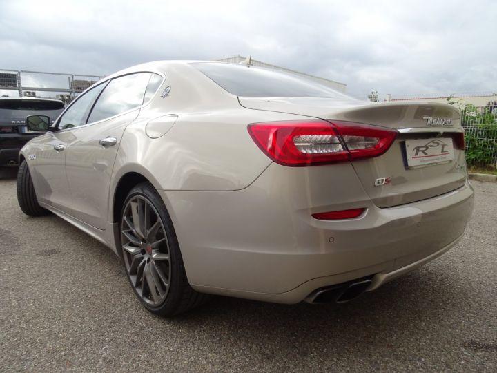 Maserati Quattroporte GTS V8 3.8L 530PS / FULL OPTIONS argent met - 5