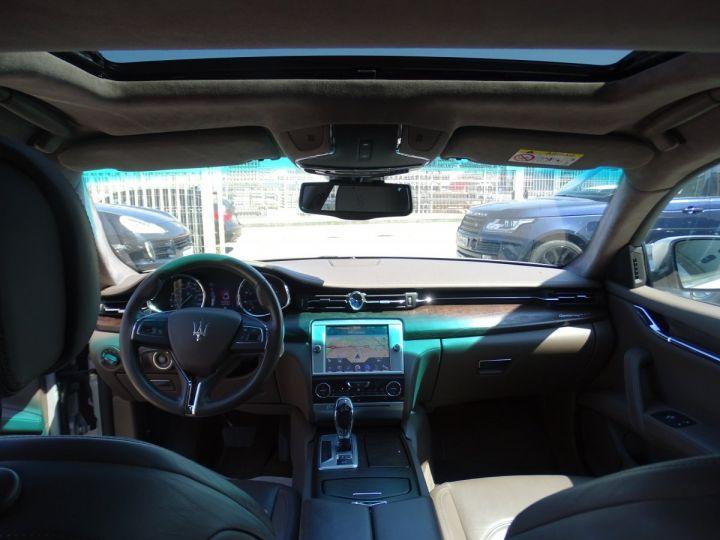 Maserati Quattroporte GTS V8 3.8L 530PS / FULL OPTIONS argent met - 13