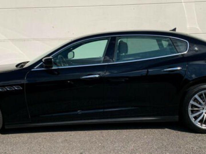 Maserati Quattroporte # Inclus Carte Grise, Malus écolo et livraison à votre domicile # Noir Peinture métallisée - 2