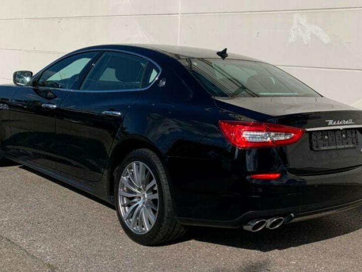 Maserati Quattroporte # Inclus Carte Grise, Malus écolo et livraison à votre domicile # Noir Peinture métallisée - 3